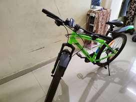 Urban terrain American brand with 21 shemarario gear MTB cycle