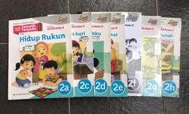 buku tematik erlangga kelas 2 SD