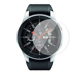 2.5D polished Glass Protector for Galaxy Watch 46mm and Gear S3