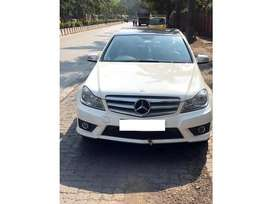 Mercedes-Benz C-Class 220 BlueEfficiency, 2014, Diesel