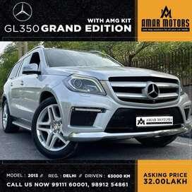 Mercedes-Benz GL-Class Grand Edition Luxury, 2013, Diesel