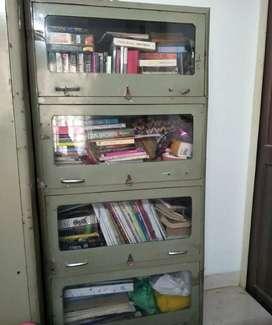 Book shelf iron