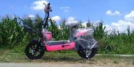 Sepeda listrik Uwinfly Redfish