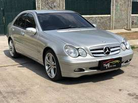 MERCY C180 2004 MATIC ISTIMEWA