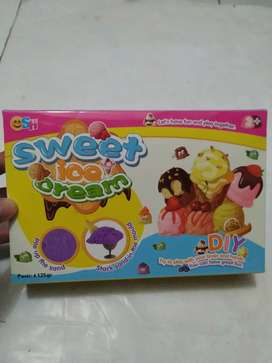 mainan anak sweet ice cream baru