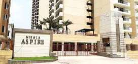 3bhk semi-furnished flat available in 12k