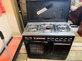 All in one oven is up for sale