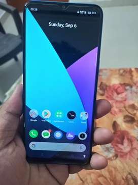 Realme C3 Purchase Date 04-September-2020 4 GB RAM 64 GB Internal