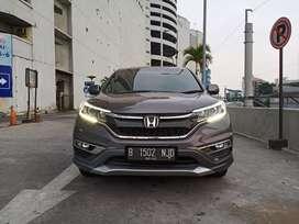 Honda CRV 2.4cc AT Prestige 2015 Grey