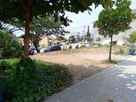 Tanah Kavling untuk Usaha di Griya Indah Karawang
