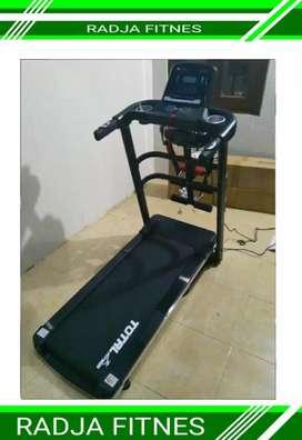 Alat fitnes # bisa cod treadmil # total 607/20.11