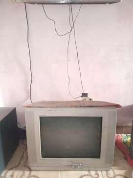 El ectronic computer TV service