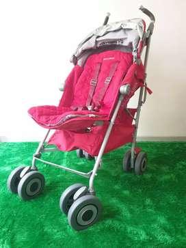 Preloved Stroller McLaren XLR