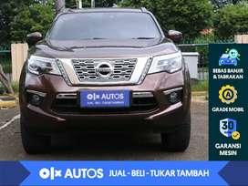 [OLX Autos] Nissan Terra 2.5 VL Diesel A/T 2018 Coklat