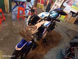 Yamaha  vixion gp th 2014 sangat bagus sekali