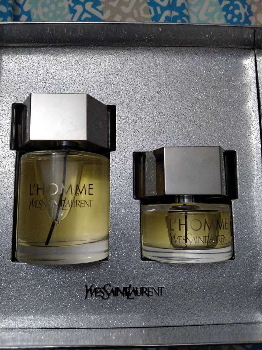 Perfume by YeS SAiNT LUReNT L'HOMME