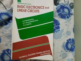 Basic Electronics and Linear Circuits . 2 years.