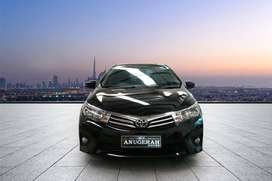 Toyota All New Altis G 1.8 MT 2015