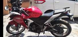 Honda CBR 250 in excellent condition