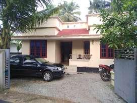 3 Bedroom house for sale @ Eravipuram, Kollam