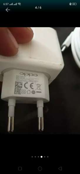 Oppo F9 Original Box charger