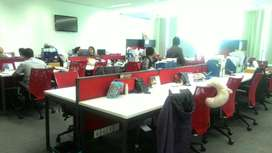 Sewa Ruang Kantor APL Tower Office Central Park Fully Furnished