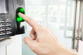 Biometric Attendance & Access control Machines & door lock electric