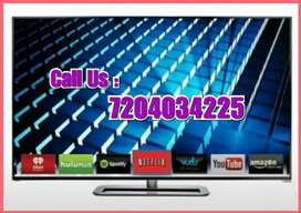 """DISCOUNT Rates New DIGITAL HYWA 40"""" Android Smart Pro 4k Led TV"""