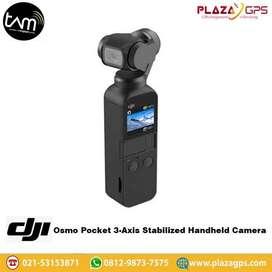 DJI Osmo Pocket Stabilized Handheld Camera