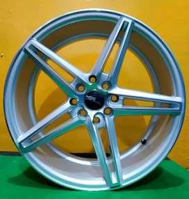 Jual velg racing HSR Ring 17 Untuk Honda City, Vios, (bisa credit)