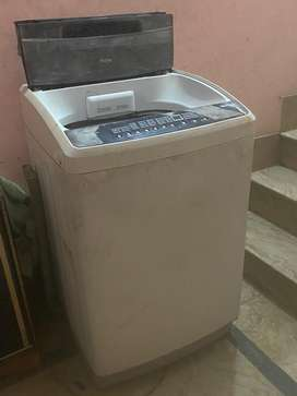 Haier One Touch Auto Washing Machine