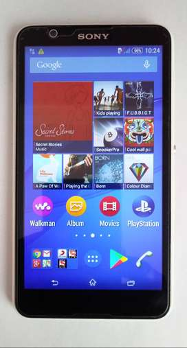 100% GOOD WORKING SONY XPERIA SMART MOBILE + ORIGINAL SONY CHARGER