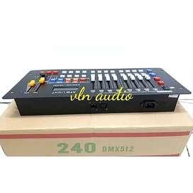 mixer lighting disco 240 dmx 512