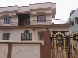 For Rent Fully Furnished 5 BHK House in Posh Smriti Nagar Area, Bhilai