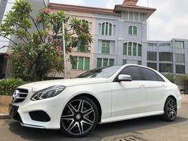 MERCEDES BENZ E400 AVANTGARDE 2015 #evelyn