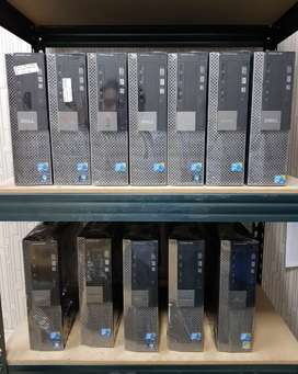 PC Murah DELL 990 Slim Series Core I7 Ram 4gb Hdd 500gb Dvd