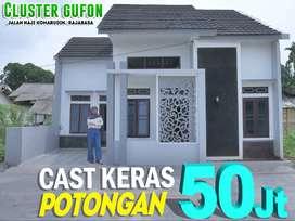 Rumah One Gate system di Belakang Polinela