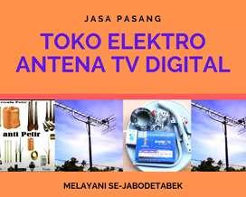 Toko Specialist Pasang Sinyal Antena Tv Cililin