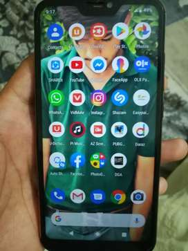 Mi a2 lite in new condition 10/10