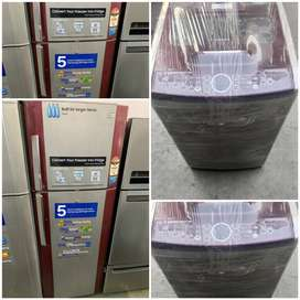 LG GOOD CONDITION FRIDGE WITH 5 YEARS OF WARRANTY