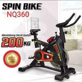 Dijual spinning bike type terbaru