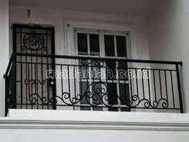 Balkon Besi Ulir Bantul
