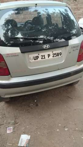 Hyundai Santro Xing 2004 Petrol Good Condition 2024tak valid