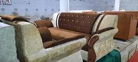 66 no sofa set 3+1+1=5 seater