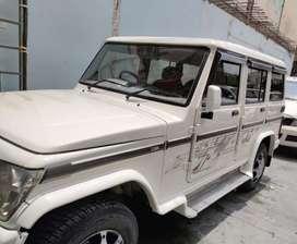 Mahindra Bolero SLE BS III, 2011, Diesel