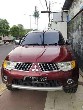 Mitsubishi Pajero sport 2009AT pajak panjang siap pakai no dandan &PR