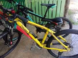 Jual sepeda 2 buah turun harga
