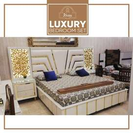 Luxury Bed room set in karachi