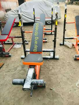 Bajrang fitness(Havey Discount Home gym equipment)