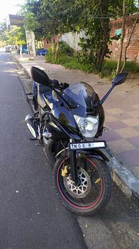 Mint condition gixxer sf black for sale